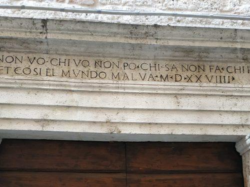 Scripta manent (parte 1 – Ascoli Piceno)